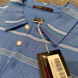 Nike Tiger Woods collection golf shirt